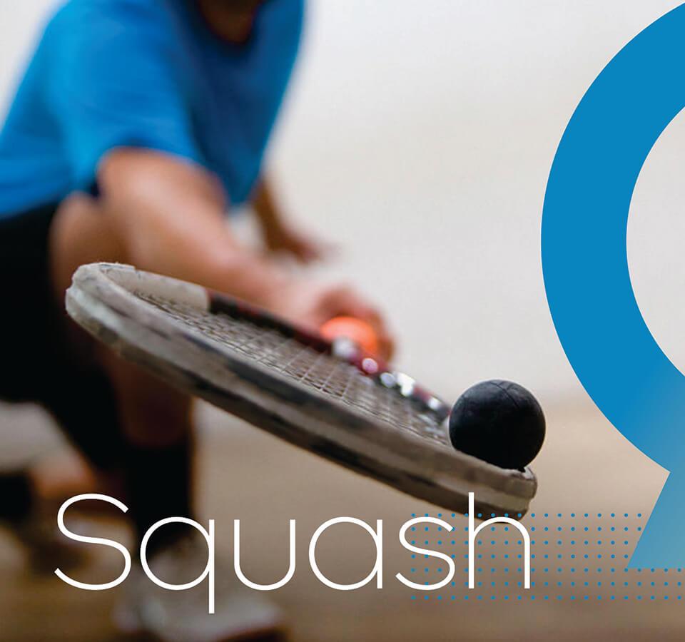 Aula de Squash Valinhos