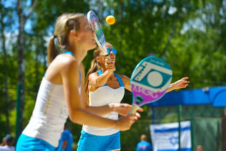 Aula de Beach Tennis em Campinas e Região
