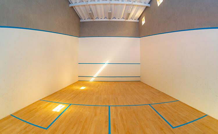 Locação de Quadra de Squash